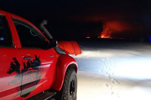 Volcano Iceland Arctic Trucks Experience
