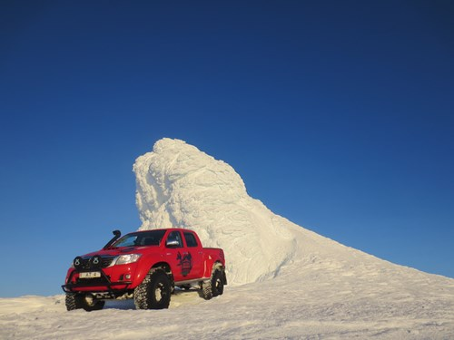 Iceland Super Jeep Tours Arctic Trucks Experience