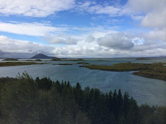 Mývatn Lake Iceland Arctic Trucks Experience