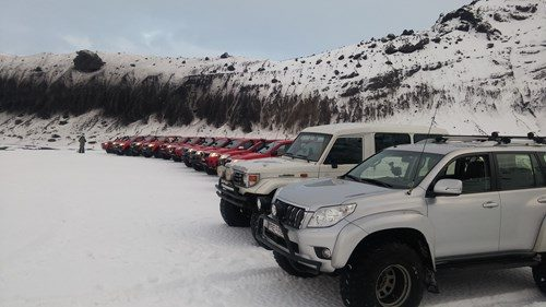 Arctic Trucks Experience 4x4 Jeep Tours