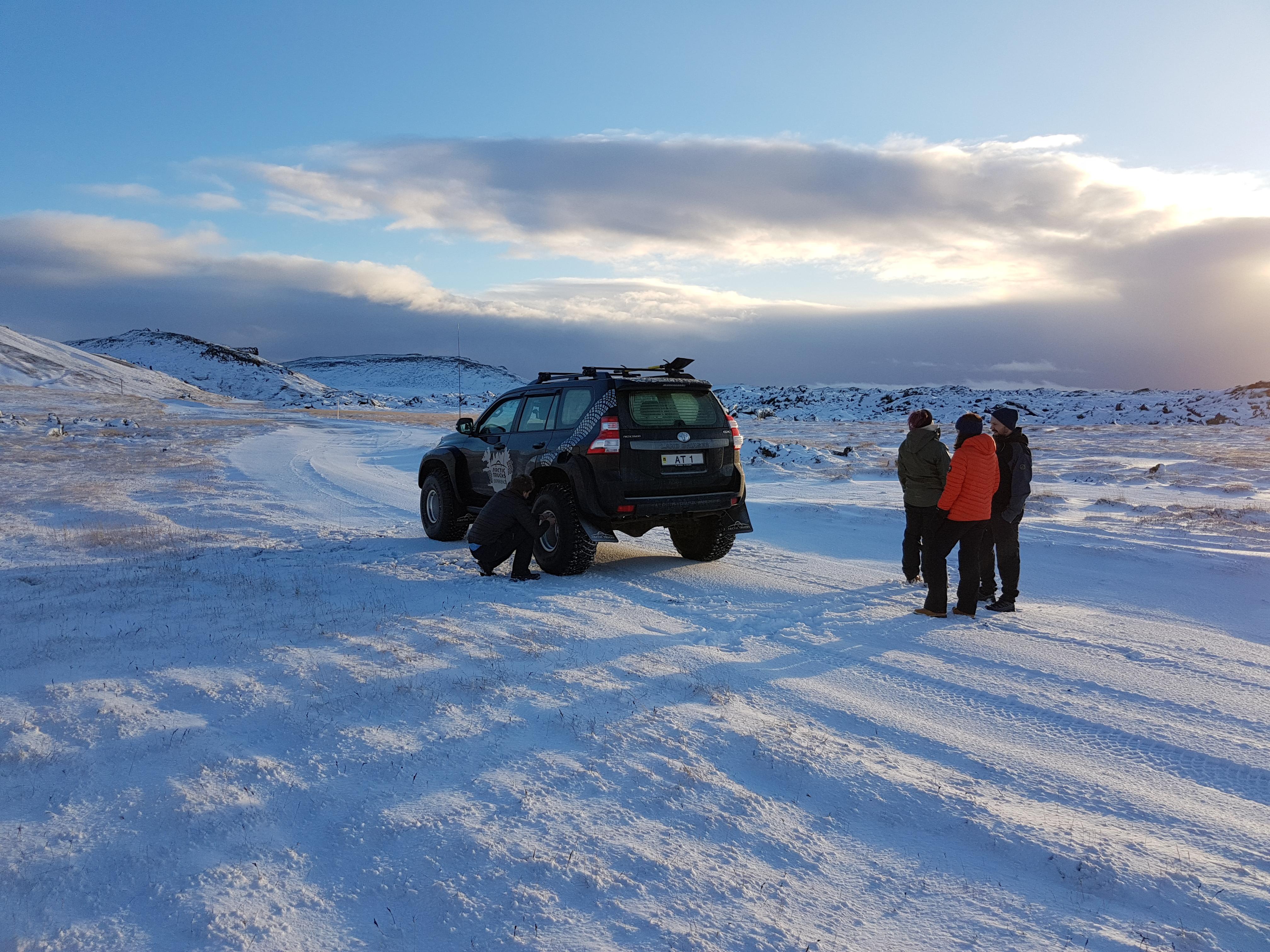 Landmannalaugar & Northern lights hunt