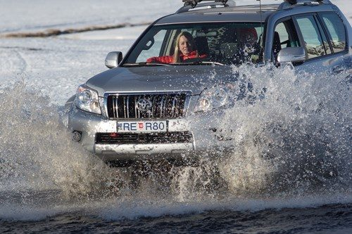 Winter Cruise Jeep Tours Arctic Trucks Experience