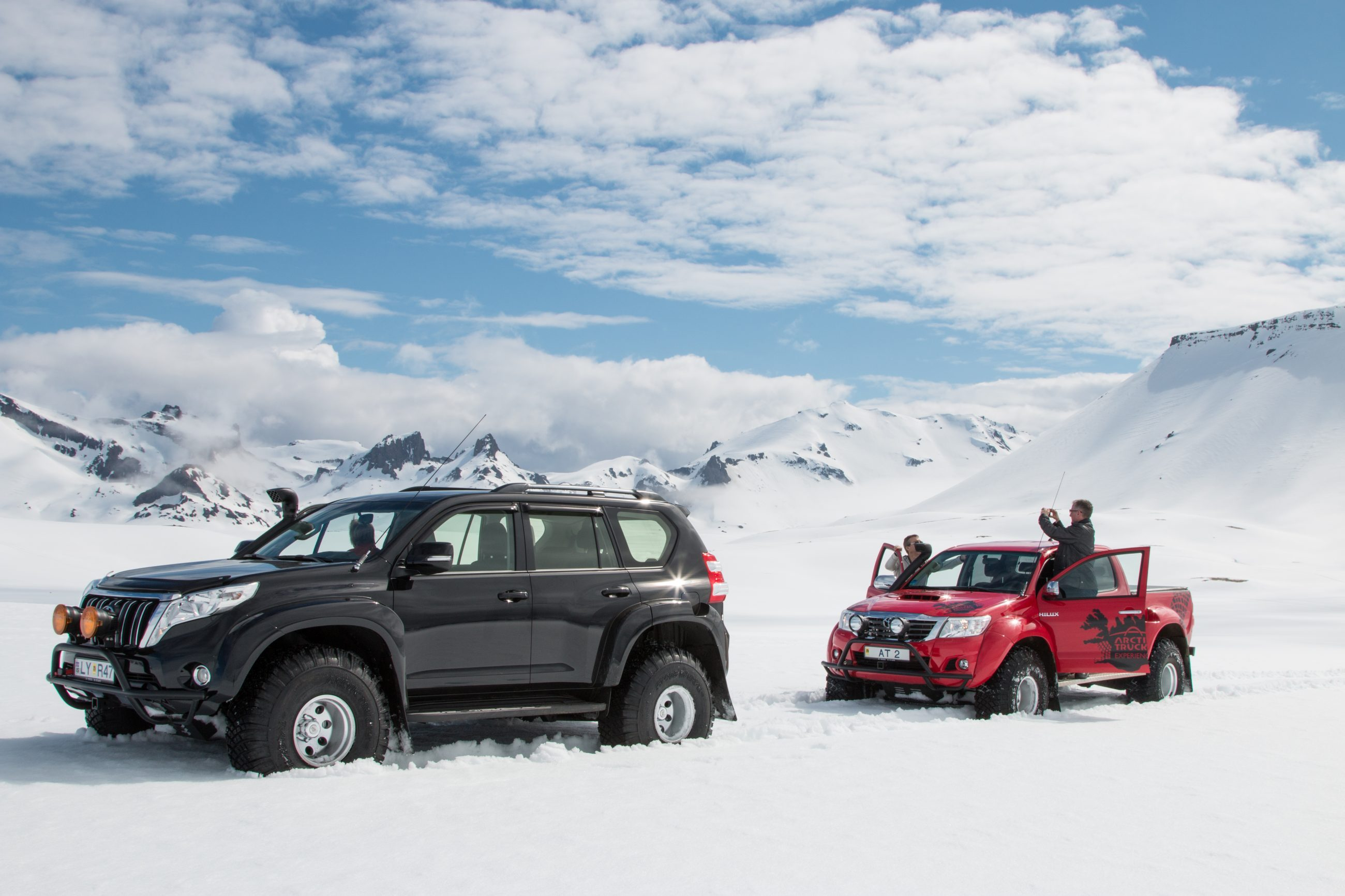 Iceland Truck Tours & Truck Rental - Arctic Trucks Experience