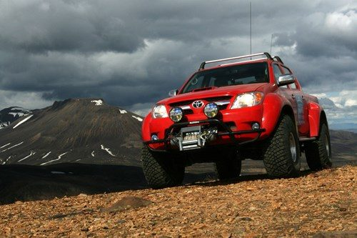 Arctic Trucks Experience 4x4 Tours