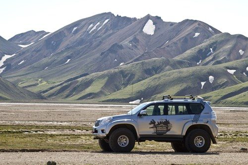 Summer Super Jeep Tours Iceland Arctic Trucks Experience