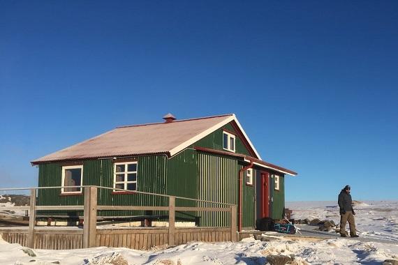 Mountain Hut Experience