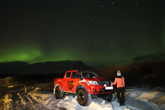 Northern Lights Search