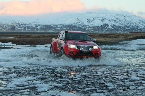 Thorsmork Iceland 4x4 Super Jeep Tours